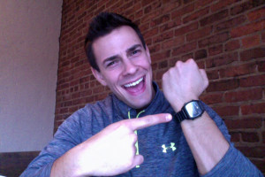 Go Time Check Your Watch Fit Freak