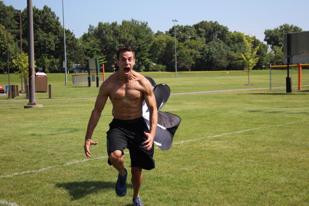 Parachute Running Fitness 2