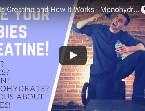 Creatine and Why I Give It To My Unborn Babies